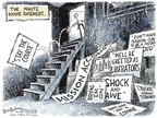 Cartoonist Nick Anderson  Nick Anderson's Editorial Cartoons 2006-10-25 want to be president