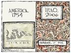Cartoonist Nick Anderson  Nick Anderson's Editorial Cartoons 2006-12-01 divide