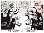 Cartoonist Nick Anderson  Nick Anderson's Editorial Cartoons 2006-12-03 division