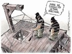 Nick Anderson  Nick Anderson's Editorial Cartoons 2007-01-17 capital punishment