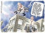 Cartoonist Nick Anderson  Nick Anderson's Editorial Cartoons 2007-02-28 face