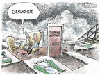 Cartoonist Nick Anderson  Nick Anderson's Editorial Cartoons 2007-03-29 finance