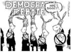 Nick Anderson  Nick Anderson's Editorial Cartoons 2007-04-29 2008 debate