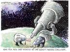 Cartoonist Nick Anderson  Nick Anderson's Editorial Cartoons 2007-06-01 science