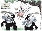 Cartoonist Nick Anderson  Nick Anderson's Editorial Cartoons 2007-06-17 bipartisan