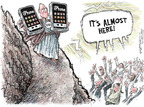 Cartoonist Nick Anderson  Nick Anderson's Editorial Cartoons 2007-06-21 apple