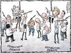 Nick Anderson  Nick Anderson's Editorial Cartoons 2007-10-23 2008 debate