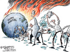 Cartoonist Nick Anderson  Nick Anderson's Editorial Cartoons 2007-12-14 Nick Anderson