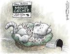 Cartoonist Nick Anderson  Nick Anderson's Editorial Cartoons 2008-05-21 cat