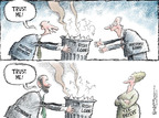 Cartoonist Nick Anderson  Nick Anderson's Editorial Cartoons 2008-09-28 fall