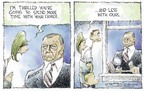 Cartoonist Nick Anderson  Nick Anderson's Editorial Cartoons 2004-11-11 invasion