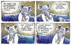 Cartoonist Nick Anderson  Nick Anderson's Editorial Cartoons 2004-12-23 economy
