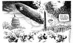 Cartoonist Nick Anderson  Nick Anderson's Editorial Cartoons 2002-01-31 catch