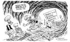 Cartoonist Nick Anderson  Nick Anderson's Editorial Cartoons 2002-08-21 animal activist
