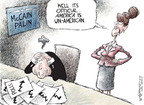 Cartoonist Nick Anderson  Nick Anderson's Editorial Cartoons 2008-10-28 official