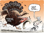 Cartoonist Nick Anderson  Nick Anderson's Editorial Cartoons 2008-11-27 recession