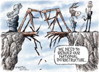 Cartoonist Nick Anderson  Nick Anderson's Editorial Cartoons 2009-01-23 build