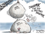 Cartoonist Nick Anderson  Nick Anderson's Editorial Cartoons 2009-04-15 fall
