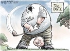 Cartoonist Nick Anderson  Nick Anderson's Editorial Cartoons 2009-04-16 anti-tax