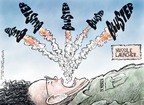 Cartoonist Nick Anderson  Nick Anderson's Editorial Cartoons 2009-05-28 North Korea