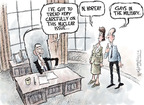 Cartoonist Nick Anderson  Nick Anderson's Editorial Cartoons 2009-06-11 North Korea