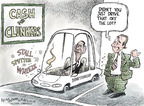 Cartoonist Nick Anderson  Nick Anderson's Editorial Cartoons 2009-08-25 bipartisan
