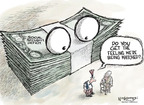 Cartoonist Nick Anderson  Nick Anderson's Editorial Cartoons 2009-09-30 federal