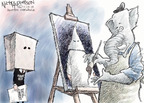 Cartoonist Nick Anderson  Nick Anderson's Editorial Cartoons 2010-01-13 klan