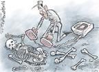 Cartoonist Nick Anderson  Nick Anderson's Editorial Cartoons 2010-02-18 bipartisan