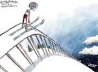 Cartoonist Nick Anderson  Nick Anderson's Editorial Cartoons 2010-02-19 2010 Olympics