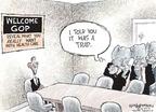 Cartoonist Nick Anderson  Nick Anderson's Editorial Cartoons 2010-02-24 bipartisan