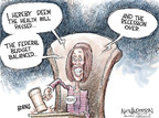 Cartoonist Nick Anderson  Nick Anderson's Editorial Cartoons 2010-03-17 recession