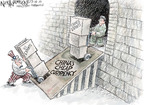 Cartoonist Nick Anderson  Nick Anderson's Editorial Cartoons 2010-03-18 yuan