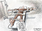 Nick Anderson  Nick Anderson's Editorial Cartoons 2010-03-26 capital punishment
