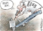 Cartoonist Nick Anderson  Nick Anderson's Editorial Cartoons 2010-03-30 big government
