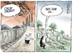 Cartoonist Nick Anderson  Nick Anderson's Editorial Cartoons 2010-04-07 country