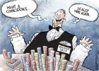 Cartoonist Nick Anderson  Nick Anderson's Editorial Cartoons 2010-04-20 finance investment