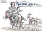 Cartoonist Nick Anderson  Nick Anderson's Editorial Cartoons 2010-08-04 face