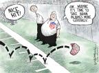 Cartoonist Nick Anderson  Nick Anderson's Editorial Cartoons 2010-10-21 game