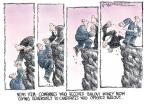 Cartoonist Nick Anderson  Nick Anderson's Editorial Cartoons 2010-10-27 bail