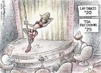 Nick Anderson  Nick Anderson's Editorial Cartoons 2010-11-18 $25