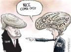 Cartoonist Nick Anderson  Nick Anderson's Editorial Cartoons 2011-04-24 nice
