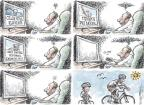 Cartoonist Nick Anderson  Nick Anderson's Editorial Cartoons 2011-05-25 baseball