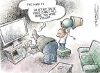 Cartoonist Nick Anderson  Nick Anderson's Editorial Cartoons 2011-06-29 game