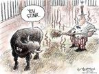 Cartoonist Nick Anderson  Nick Anderson's Editorial Cartoons 2011-08-09 economies