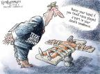 Nick Anderson  Nick Anderson's Editorial Cartoons 2011-09-18 capital punishment