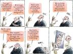 Cartoonist Nick Anderson  Nick Anderson's Editorial Cartoons 2011-10-11 big government