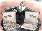 Cartoonist Nick Anderson  Nick Anderson's Editorial Cartoons 2011-10-16 cheese