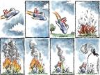 Cartoonist Nick Anderson  Nick Anderson's Editorial Cartoons 2012-01-20 election