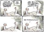 Cartoonist Nick Anderson  Nick Anderson's Editorial Cartoons 2012-02-10 apple